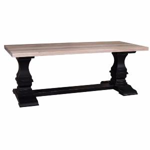 Table rectangulaire en pin massif